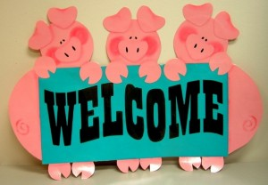 Guest Blogging Welcome