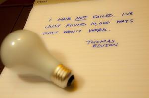 Fail Like an Entrepreneur