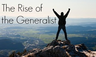 Rise of the Generalist