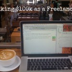 $100,000 Per Year Isn't That Difficult for a Freelancer