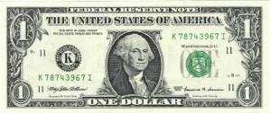 first dollar
