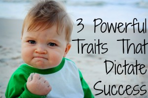 traits for success