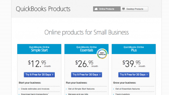Review: Quickbooks Online