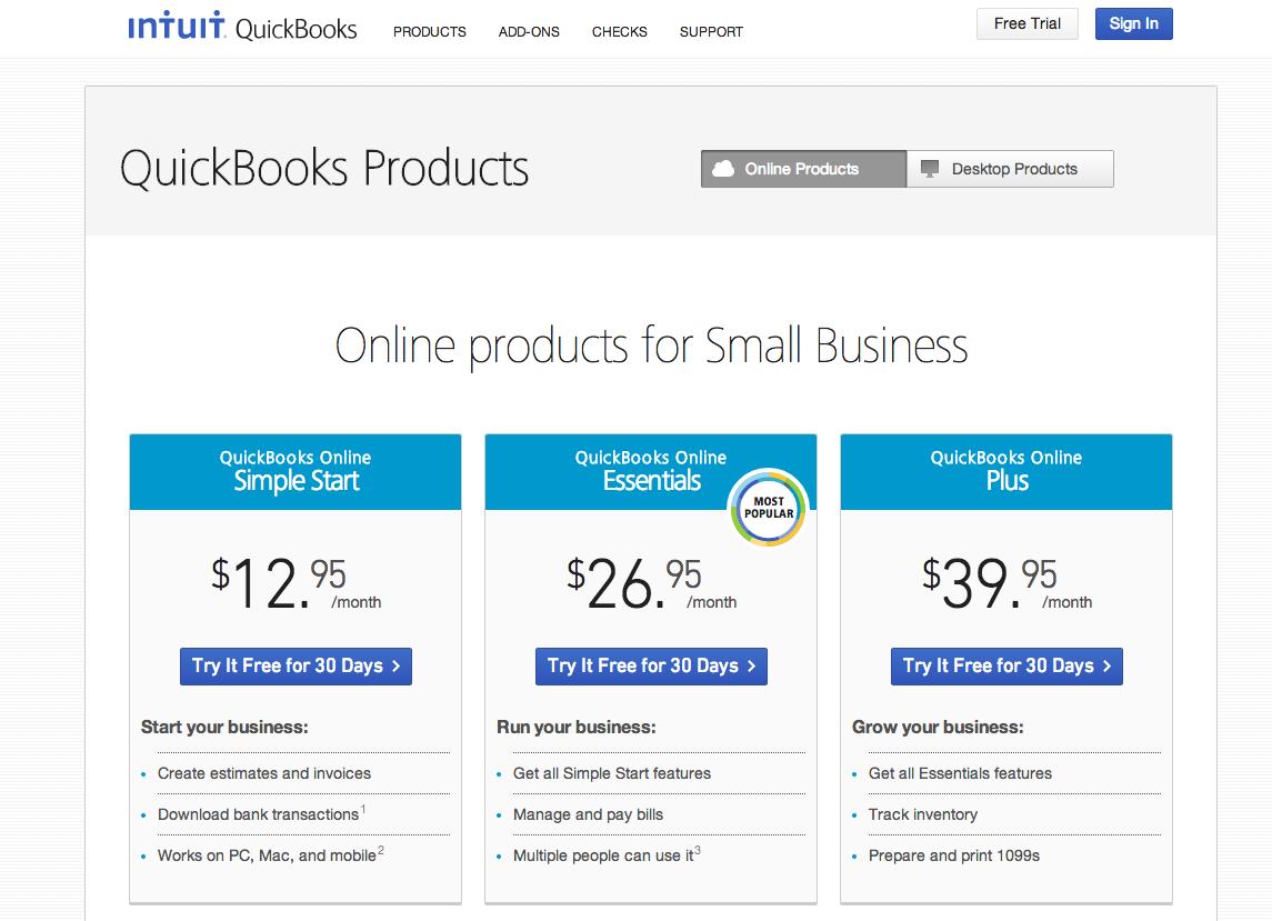 Review: Quickbooks Online - Entrepreneurship Life