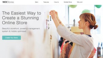 WixStores- An Incredible Solution for Your Incredible eCommerce Site