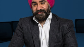 Diversify to Succeed – Reuben Singh