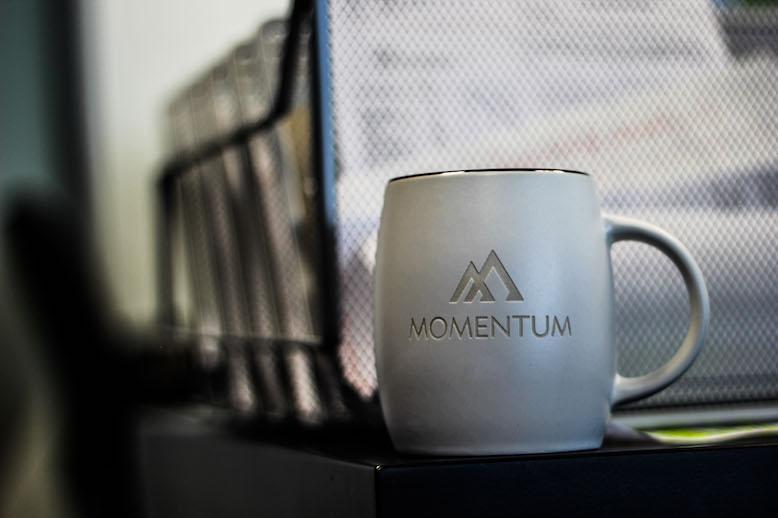 Momentum Mug 8