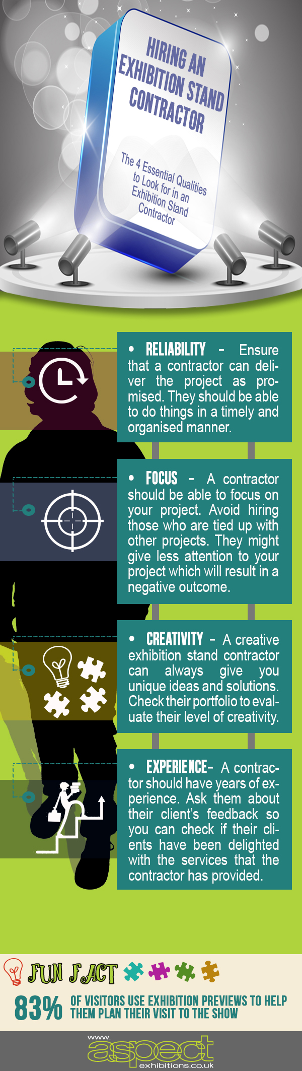 HIRING AN EXHIBITION STAND CONTRACTOR