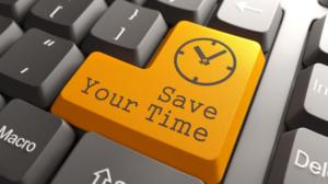 time saving