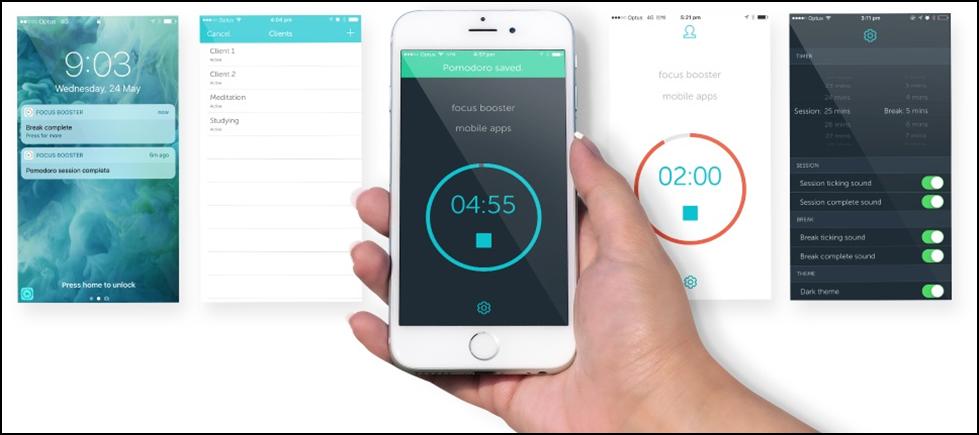 Focus Booster App
