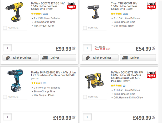 Screwfix review