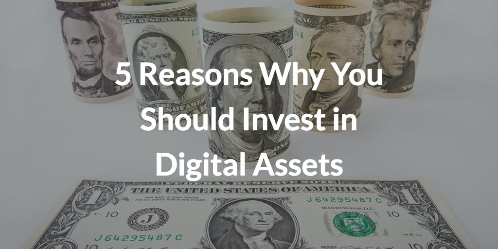 Invest in Digital Assets