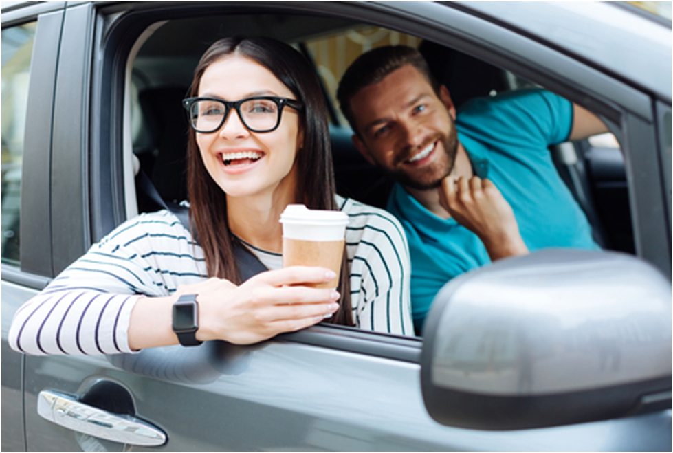 Company carpooling program