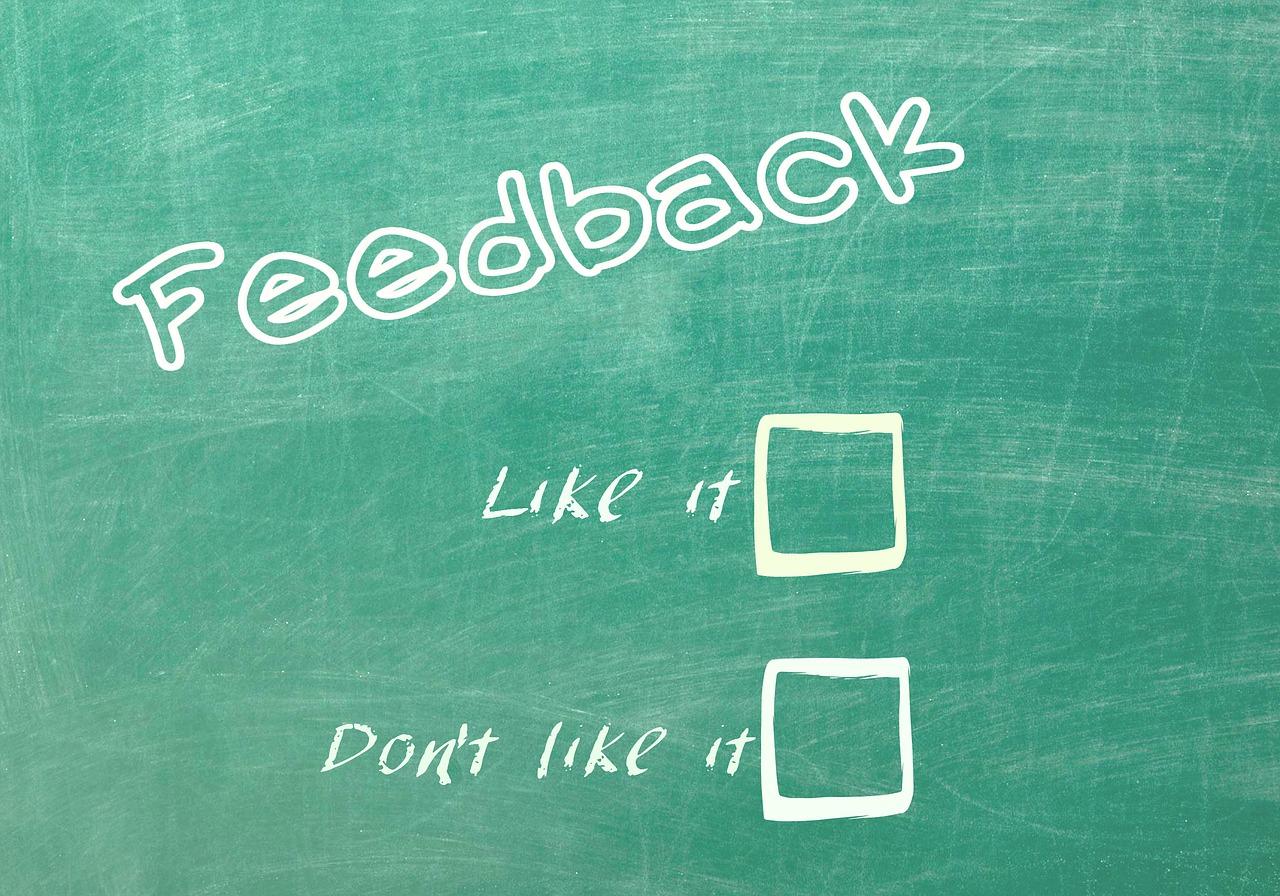 feedback