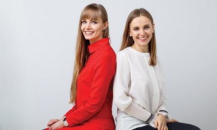 Monika and Emilija