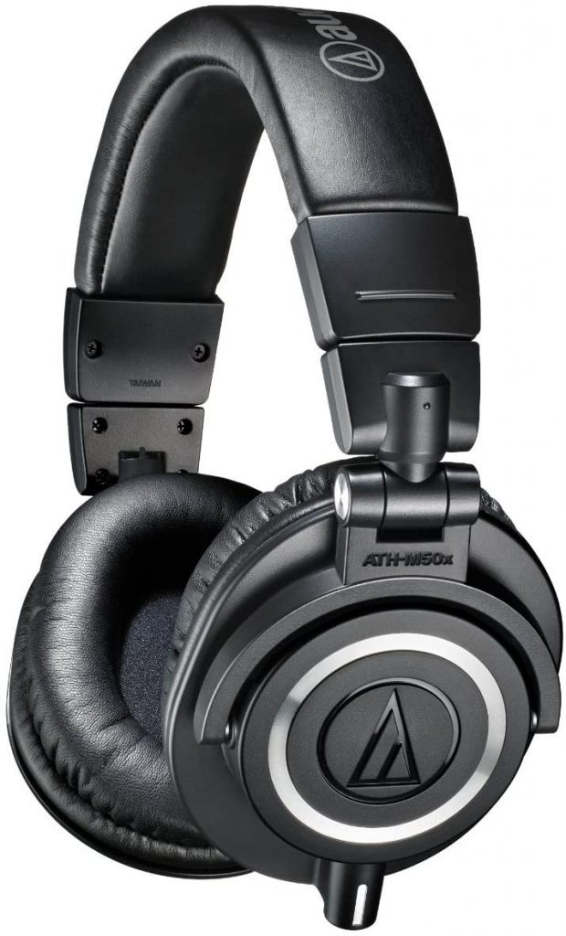 Audio - Technica ATH - M50x Headphones