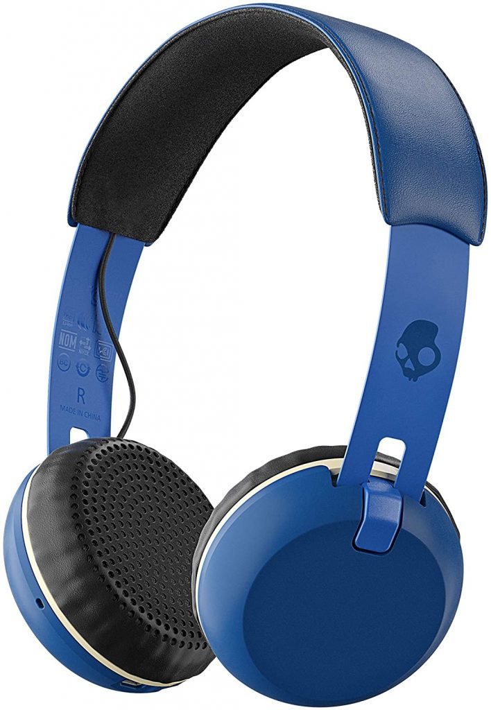 SkullCandy Grind Bluetooth Wireless Headphones