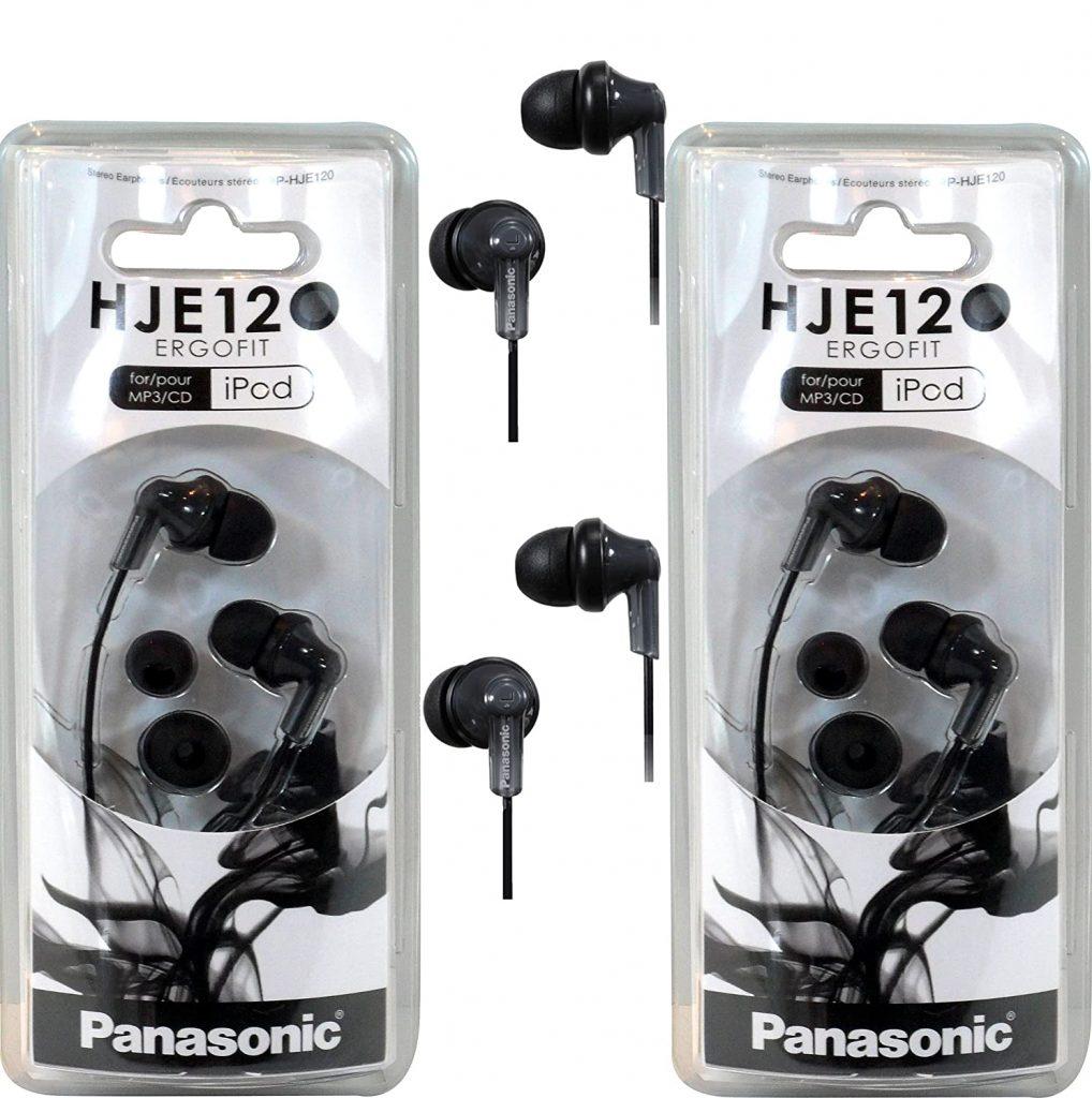 Panasonic RPHJE120 in-ear headphones