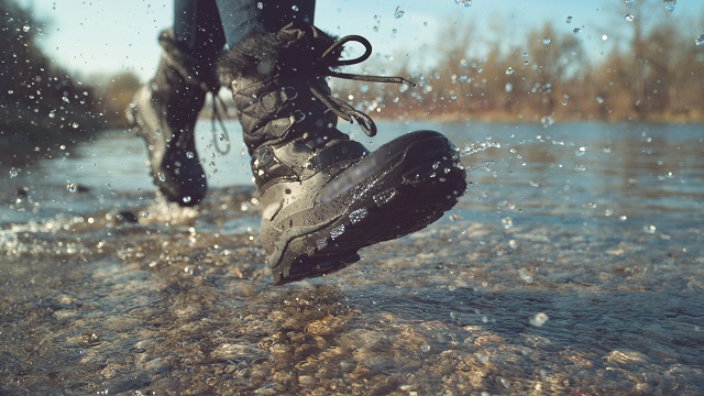 Drying Your Boots
