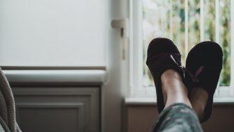 Slide shoe