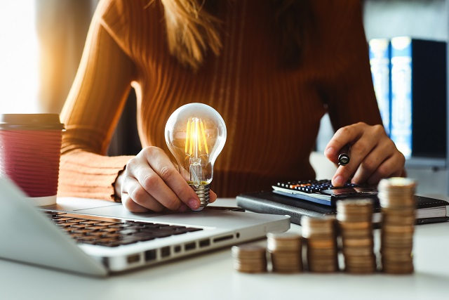 Startup More Energy-Efficient