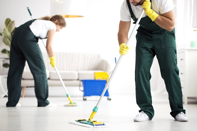 How Your Business Can Benefit From Professional Cleaning Services